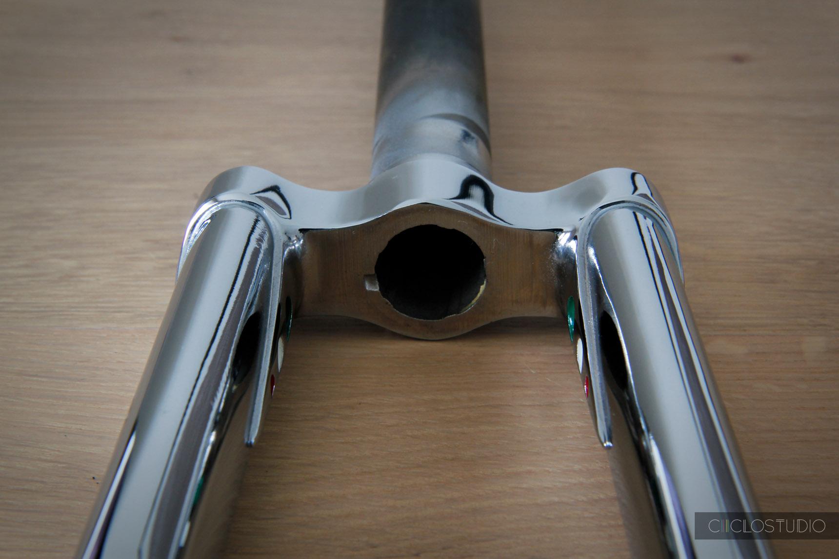 Gios Torino pista fork