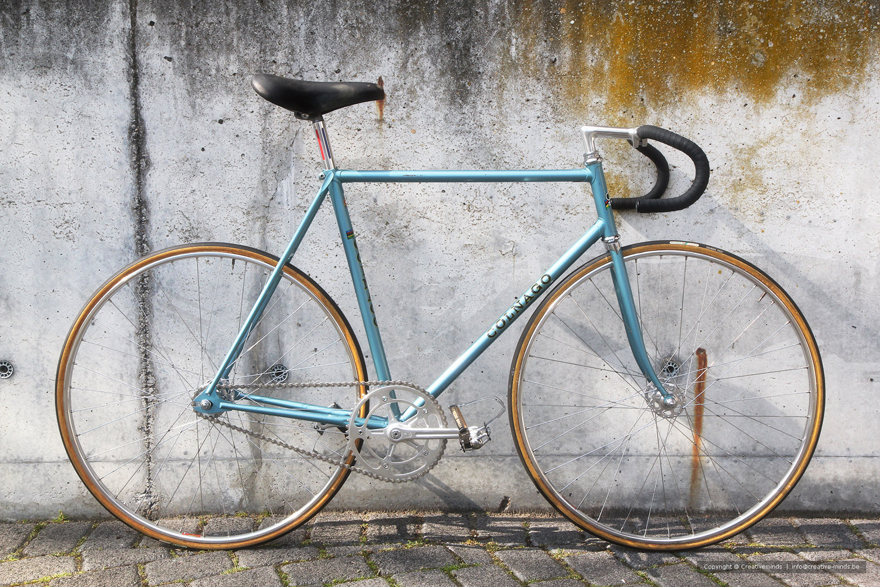 Ciclostudio - Colnago Super Pista