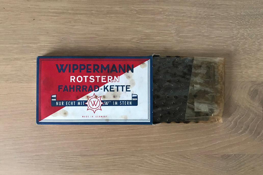 Wippermann chain NIB